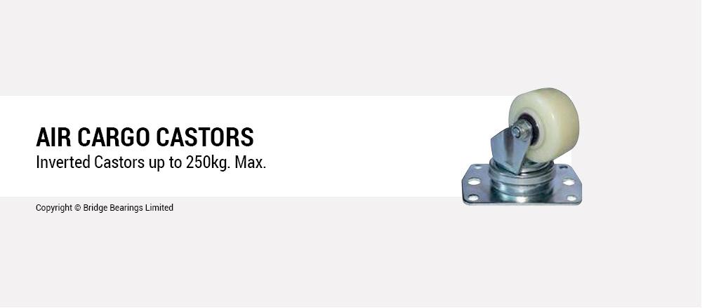 Air Cargo Castors from Conveyor Units