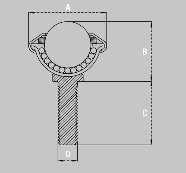 BTE Range Technical Drawing