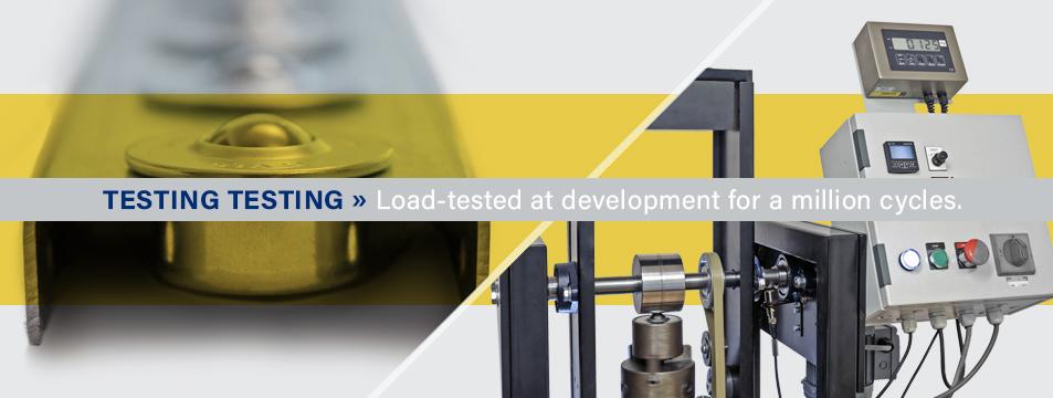 Bridge Bearings Load Testing